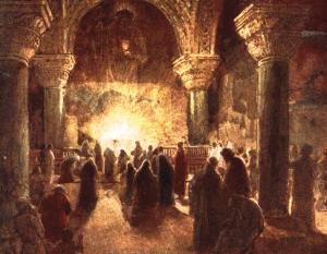 Apostolic Baptism of Holy Ghost