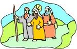 JESUS & FOLLOWERS