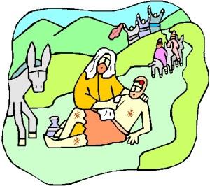 PARABLE OF GOOD SAMARITAN 1