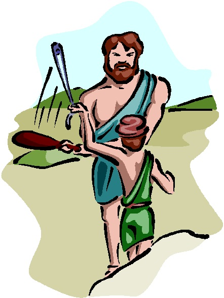 DAVID & GOLIATH 4