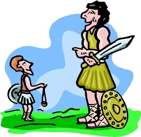 DAVID & GOLIATH 5