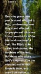 One may guess how people stand affected to God, by observing how they stand affected to his people and ministers. It has been the lot of the best and most useful men, like Elijah, to be called and counted the troublers of the land. But those who cause God's judgments do the mischief, not he that foretells them, and warns the nation to repent.